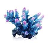 SSN Decoración for Acuario Simulación Arrecife De Coral Adornos for Acuario Rockery Aquarium Paisajismo Agua...