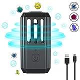 Bonlux Portátil USB Lámpara LED Profesional Esterilización Ultravioleta UVC Desinfección Germicida...