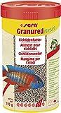 Sera Gránulos con Efecto potenciador de Color para cíclidos carnívoros Granured