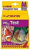 Sera 04930 Test de fosfato (P04), Prueba de Agua para Aprox. 60 mediciones, Mide de Forma fiable y precisa el...