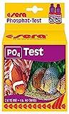 Sera Prueba de fosfato 04930 (P04), Prueba de Agua para Aprox. 60 mediciones, Mide de Forma fiable y precisa...
