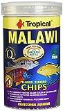 Aquatic Paradise Tropical Malaui Mbuna Chips Especial para Malaui Lentamente hundimiento – Alimentos...