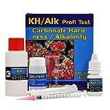 Salifert Carbonate Hardness & Alkalinity (Kh/Alk) Test Kit, 100-200 Tests by Salifert