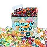 Fangoo 50000 psc Perlas de Gel para El Agua Cuentas de Agua Multicolor de Crecimiento , Perlas del Gel del...