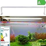 MEC Light Chihiros Serie A301 Plus - Sistema de iluminación para acuario (LED, con regulador de intensidad)