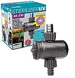 Aquael Sterylizator UV As - 3W (N) 1000 ml