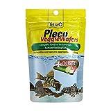 Comida para peces, obleas vegetales de Tetra Pleco, 42g