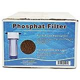 Aqualight fosfato de filtro
