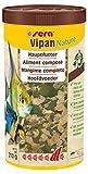 Sera Vipan Nature El alimento Principal con un 4% de harina de Insectos y con Efecto prebiótico, 1 LTR, 259