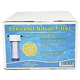 Aqualight - Filtro nitrato de azufre