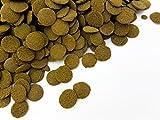 Heron's Pet World Herons Premium Espirulina Algas obleas para Todos los Alimentos de la Parte Inferior Peces...