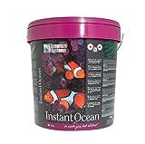 Acuario Systems 1010006Acuarios Sal Marina Instant Ocean, 25kg