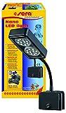Sera 31067 Nano LED Light 2 x 2 W una lámpara LED (4 W/12 V, intensidad regulable) con reflector delgado para...
