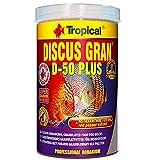 Tropical Discus Gran D de 50Plus, 1er Pack (1x 1l)
