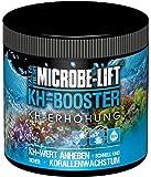MICROBE-LIFT KH Booster – Dureza de carbonato para acuarios de Agua Dulce y Agua de mar con bacterias...