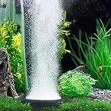 Hygger Acuario Aire Piedra, Aire Piedras Burbuja Mineral Bubble Difusor Aire Piedra Difusor de Oxígeno...