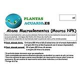 Abono Líquido Macroelementos (Macros NPK) 1000 ml