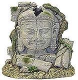 Rosewood Antigua ruina Acuario Decor
