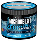 Microbe-LIFT Zeopure Powder - Polvo de zeolita para acuario de agua dulce y agua salada, 250ml/125g
