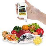 Greentest - Medidor de nitratos y sustancias nocivas digital de alta precisión para carne, frutas y verduras