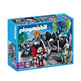 PLAYMOBIL - Compact Set Roca Dragón (4147)