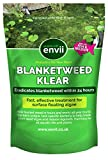 Envii Blanketweed Klear – Tratamiento para algas filamentosas Elimina algas flotantes en 24 horas - 300g