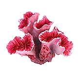 ueetek Artificial Coral Paisaje gestaltung Ornament para Acuario Acuario Decoración