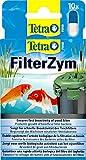 Tetra Pond FilterZym - Filtro de bacterias, garantiza la bioactividad inmediata del estanque, 10 cápsulas