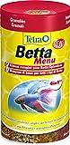 Tetra Betta Menu–Alimento completo para peces beta–100ml