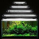 DOCEAN 5050SMD 9LEDs Acuario iluminación LED de lámpara Bombilla Lighting para pez Tank EU Conector...