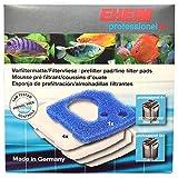 Eheim - Set de Espuma filtradora y 4 Cojines de guata para acuariofilia