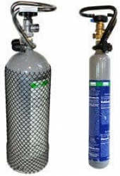 Botellas de CO2 Recargables