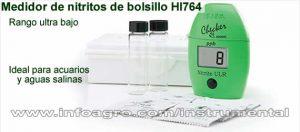Medidores De Nitritos Y Nitratos Digitales