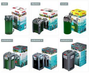 Selección de Filtros Eheim Classic 600 para adquirir On-Line…